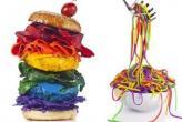 期待明天,吃掉所有彩虹!